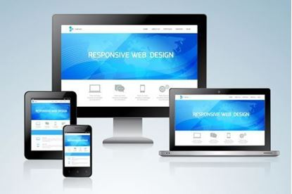 Our websites are optimized for mobile devices.